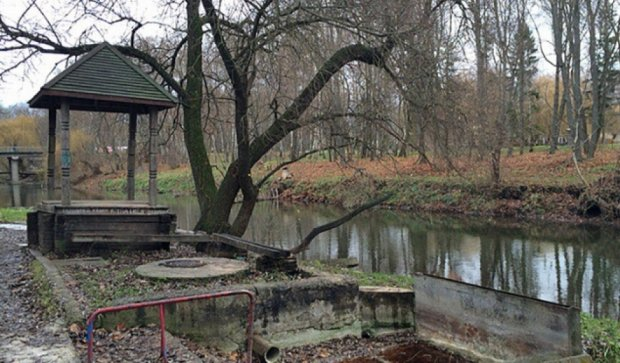 У Тернополі з джерел зникла вода (фото)