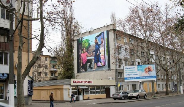 """""""Телепорт"""" в другую жизнь: британская художница сделала яркий подарок Одессе, - восхитительные фото"""