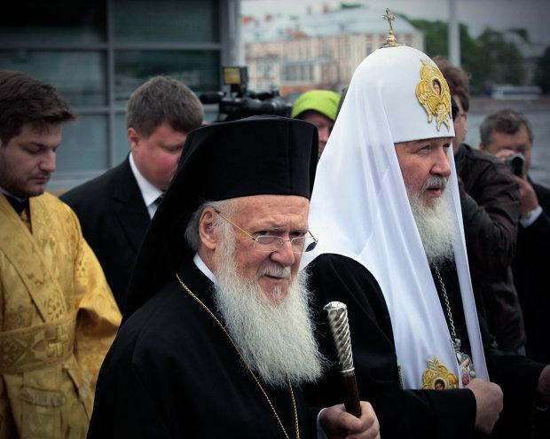 Варфоломей проклял Кирилла за Украину: детали секретных переговоров