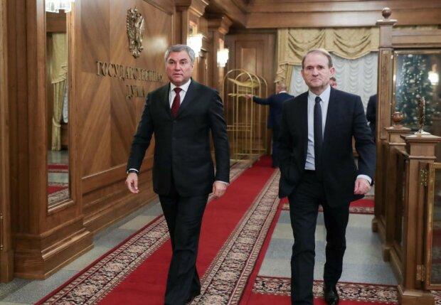 Ініціатива Медведчука сприяє міжпарламентському діалогу між Україною і РФ