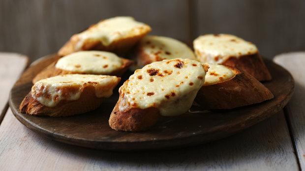 Рецепт домашнього часникового хлібу