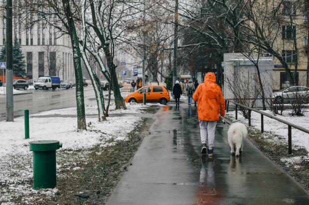 """Зима устроит во Франковске """"жаркие каникулы"""" 12 февраля, раздевайтесь"""