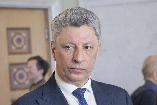 Бойко хочет залезть к Тимошенко, даже придумал повод