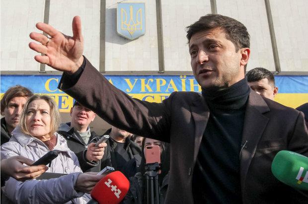 """Зеленський відповів Вакарчуку зухвалим флешмобом: щоб не бути """"по приколу"""""""
