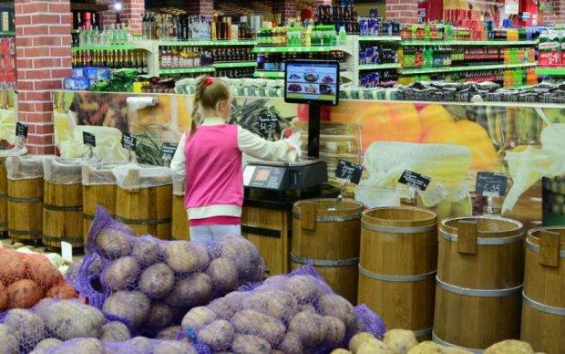 Знать всем: украинские супермаркеты уже окончательно потеряли страх