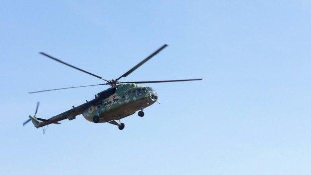 Катастрофа Ми-8 на Ровенщине: следствие озвучило первые версии крушения