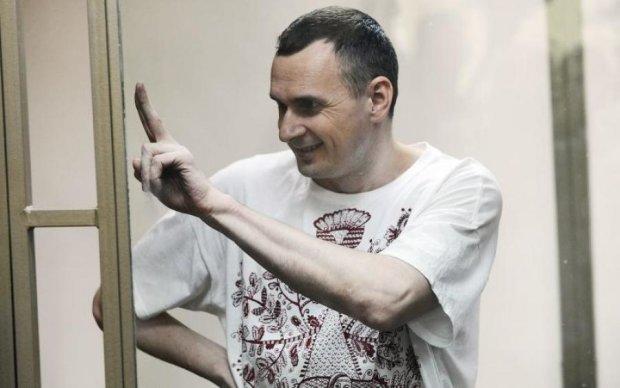 Ультиматум Путину: Сенцов объявил бессрочную голодовку