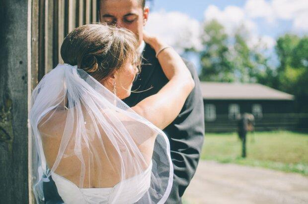 Фата на нареченій, фото pxhere
