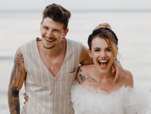 свадьба MamaRika и Сергея Середы, фото Instagram