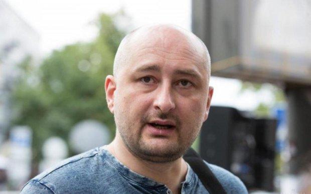 Вбивство Бабченка: Пєсков в пориві маразму переплутав Україну і Росію