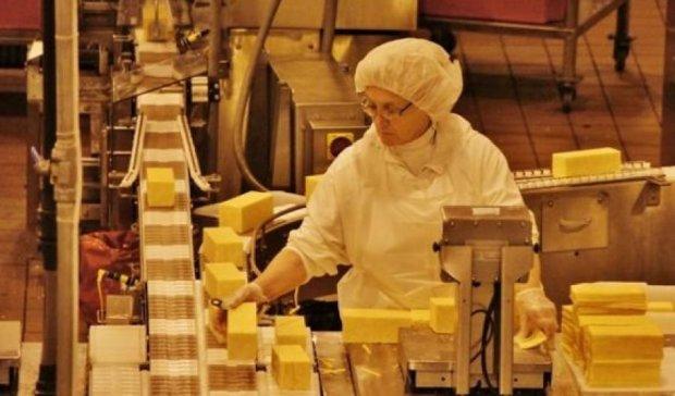 Кожний четвертий сир у Росії фальсифікований