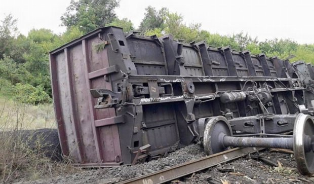 Залізницю на Луганщині підірвали російські спецслужби