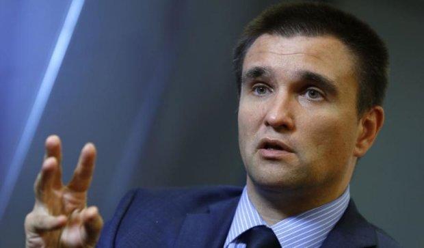 """Климкин прокомментировал вероятность """"большой сделки"""" между США и Россией"""