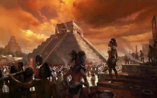 Вчені з'ясували, що погубило величних майя
