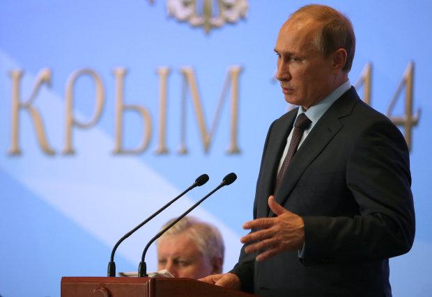 Путин нашел способ легализовать кражу Крыма