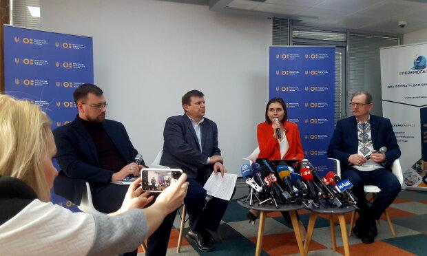 Министр образования и науки Анна Новосад