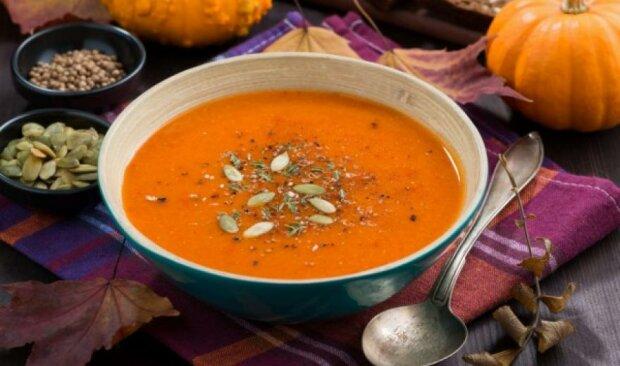 Вам снова захочется в Париж: рецепт тыквенного супа от французского шеф-повара