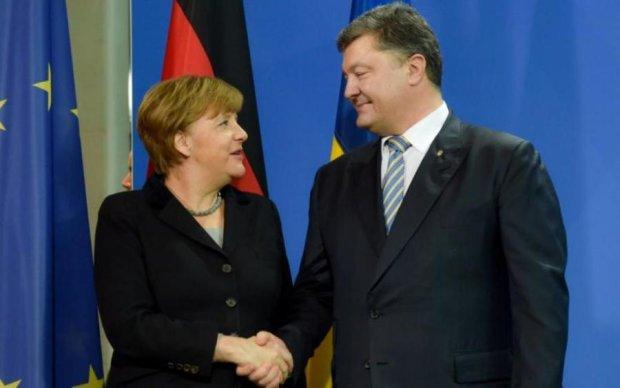 Порошенко, Меркель і Макрон поговорять про Путіна без нього