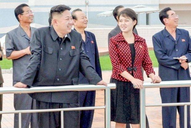 Корейська Міддлтон: Кім Чен Ин вперше показав дружину, ніхто не може повірити у побачене