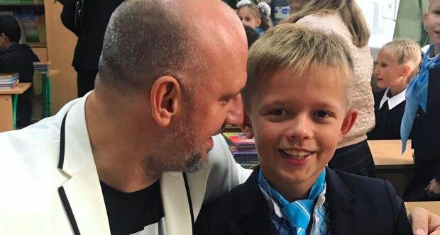 """""""Малый повзрослел"""": Потап показал трогательное фото с сыном, невероятное сходство"""