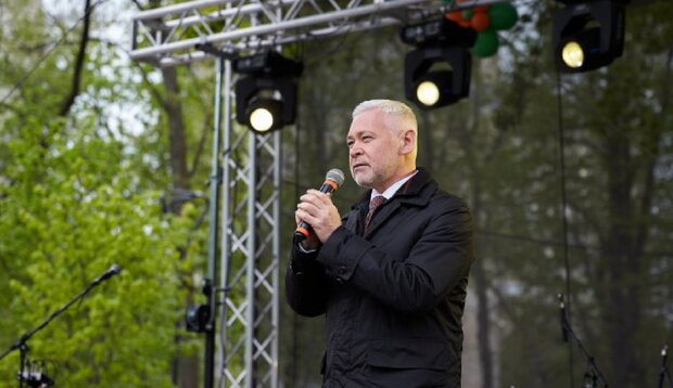 Игорь Терехов, фото: city.kharkov.ua