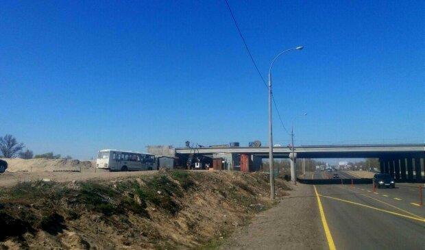 Велика кільцева дорога, будівництво - фото Знай.ua