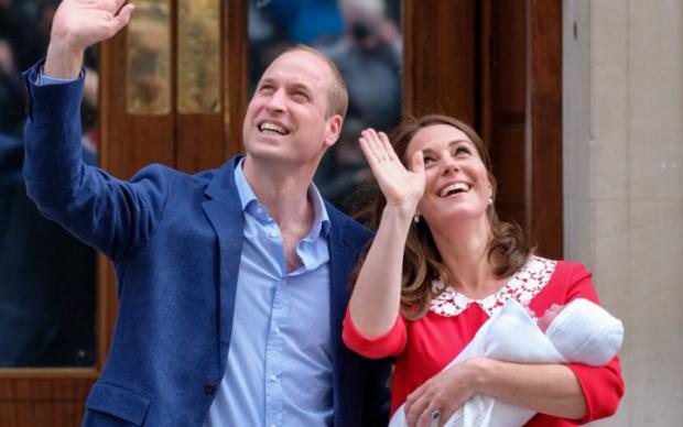 Ребенок Уильяма и Кейт: Букингемский дворец случайно выдал имя принца