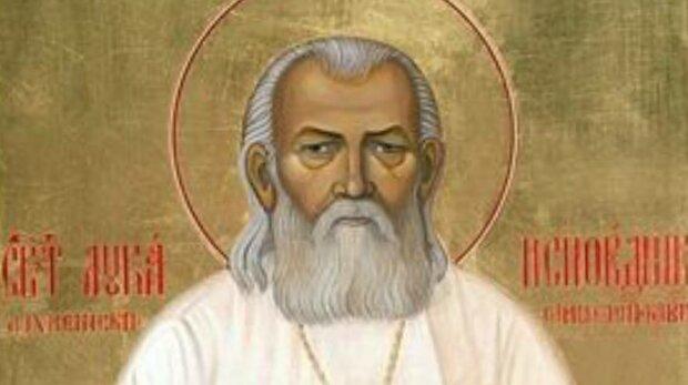 Святий Лука, фото: вільне джерело