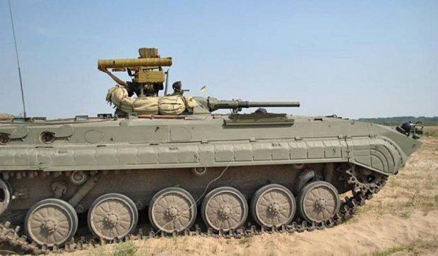 Волынские бойцы готовятся к АТО (фото)