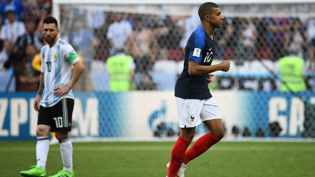 ФІФА назвала символічну збірну року