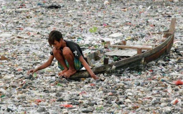 Екологи нанесли на карту світу найбільше сміттєзвалище