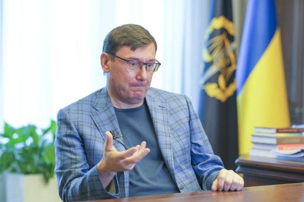 Скільки заробляє Луценко: генпрокурор показав зарплату за травень