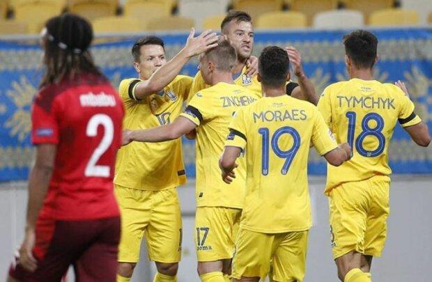 Збірна України по футболу, фото Instagram