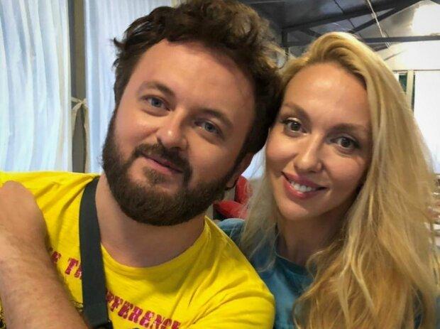 Дзидзьо и Полякова, фото: Instagram