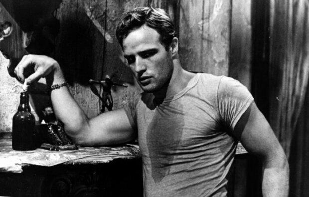 Марлон Брандо, фото з вільних джерел