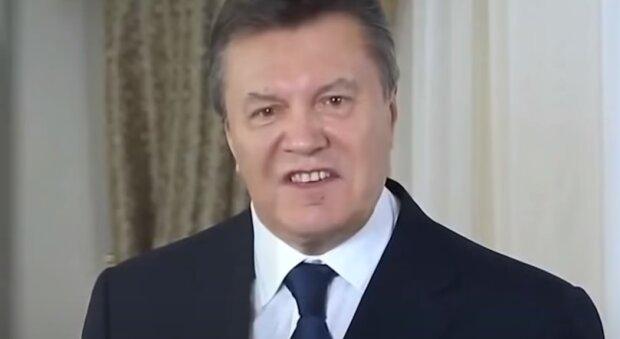 Віктор Янукович, скріншот: Youtube