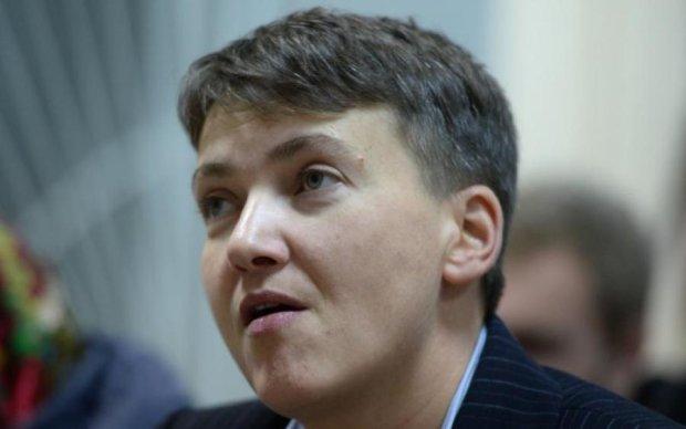 Переголодала: Савченко выдала нелепую просьбу