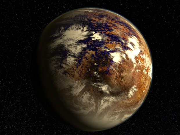 Екзопланета Проксима b виявилася населеною: земляни отримали повідомлення від прибульців