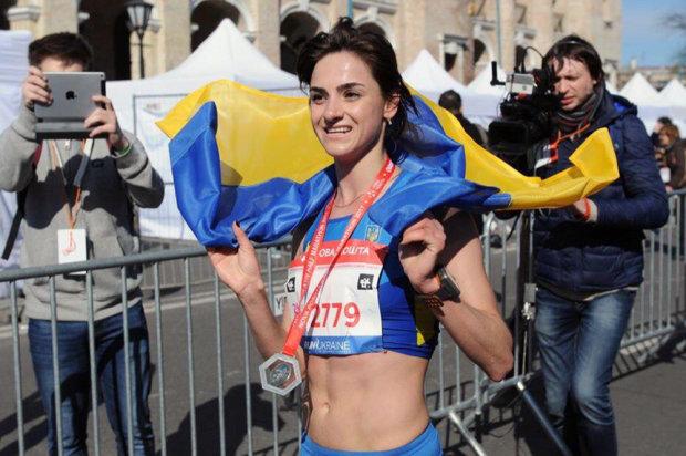 Українська бігунка виграла срібло в Римі