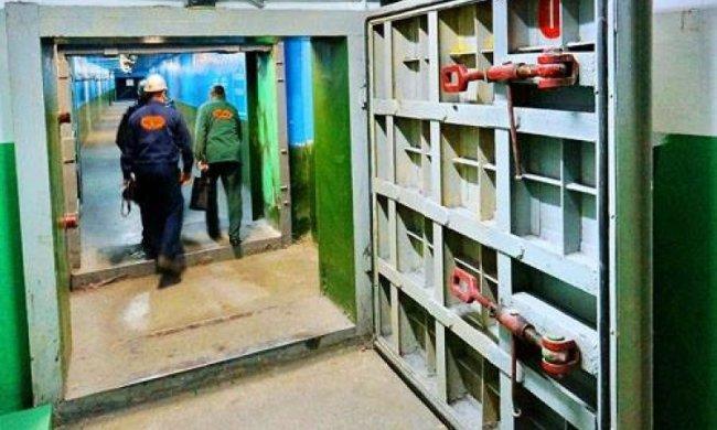 Росіяни почали готувати бомбосховища