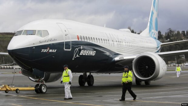 Boeing 737 Max, фото: Reuters