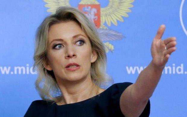 Слава Україні: мережа вибухнула від дивного привітання Захарової