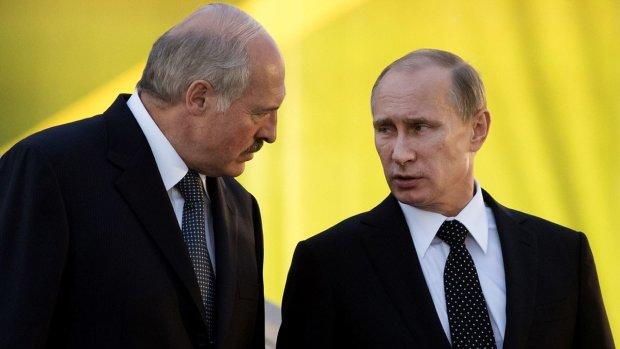Лукашенко устроил публичные разборки с Путиным: вместе воевали
