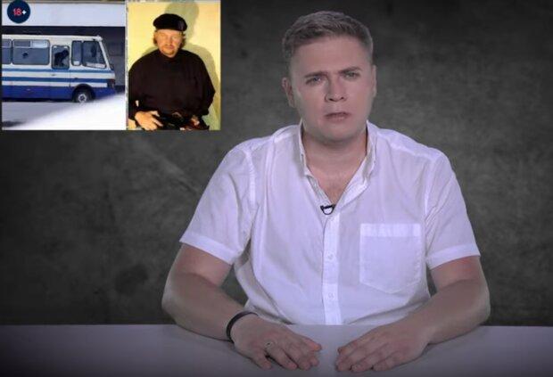 Ігор Лєсєв висміяв цирк, влаштований у Луцьку після звільнення заручників
