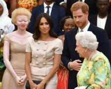 Меган Маркл і королева Єлизавета II, фото: hochu