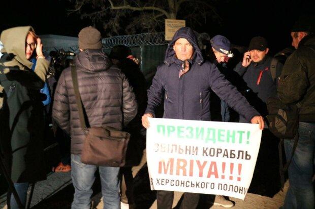 """Глава СБУ Баканов пообещал изучить дело танкера """"Мрия"""""""
