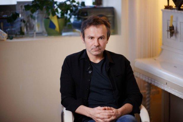 "Святослав Вакарчук, фронтмен гурту ""Океан Ельзи"""