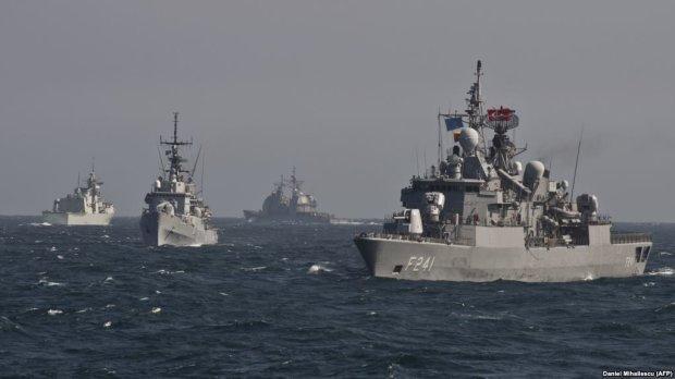 Войска НАТО готовятся к переходу в Азовское море, кошмар Путина может сбыться