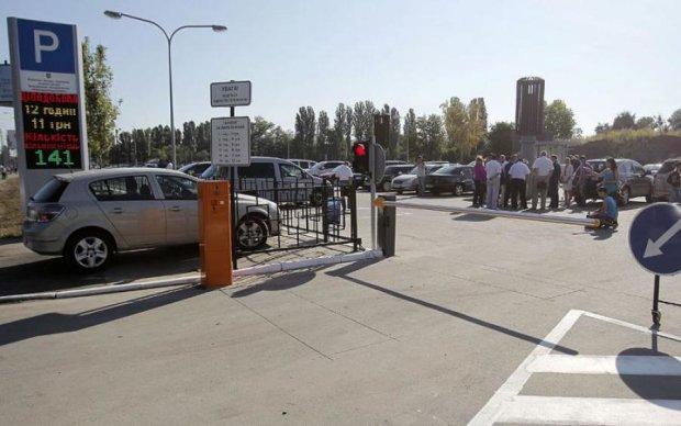 По заслугам: как наказали киевских парковщиков-нарушителей