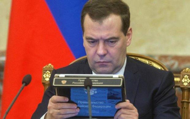 Трусы Медведева стали произведением искусства